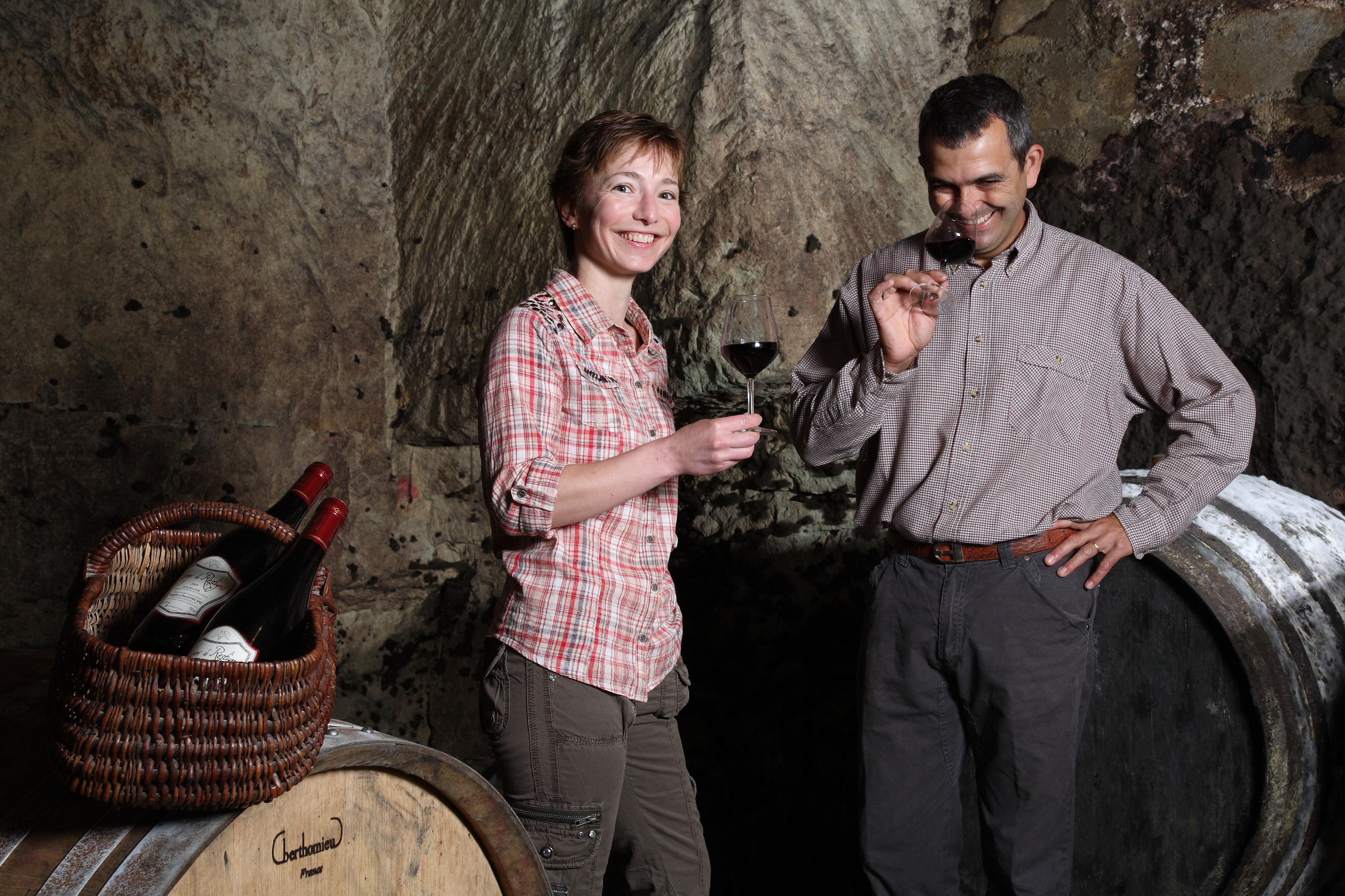 David et Nathalie Drusse