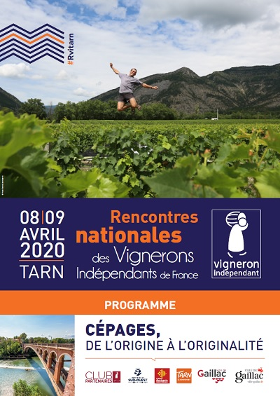 affiche rencontres nationales 2020