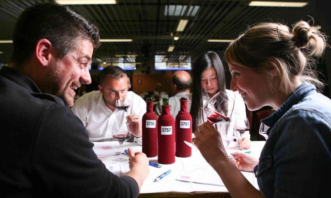 image concours des vin des vignerons indépendants