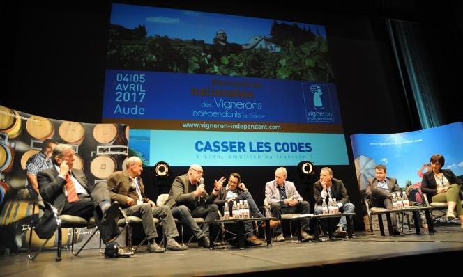 """les débats de la conférence sur la thématique Casser les codes"""""""