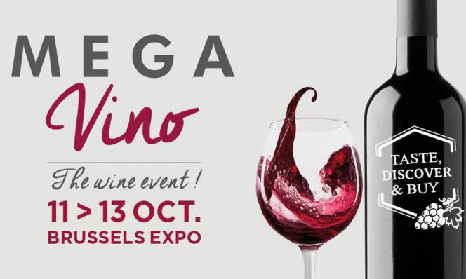 salon des vins megavino belgique
