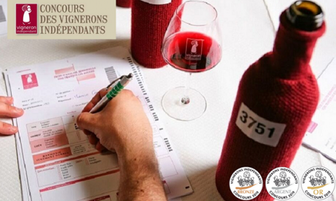 concours des vins des vignerons independants