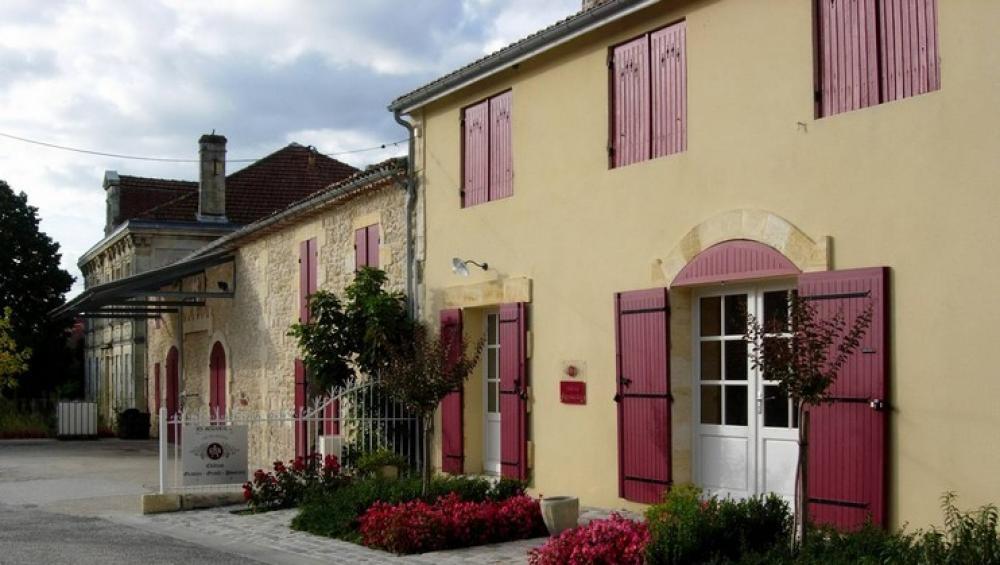 Chateau granins grand poujeaux vignerons ind pendants - Salon des vignerons independants lille ...