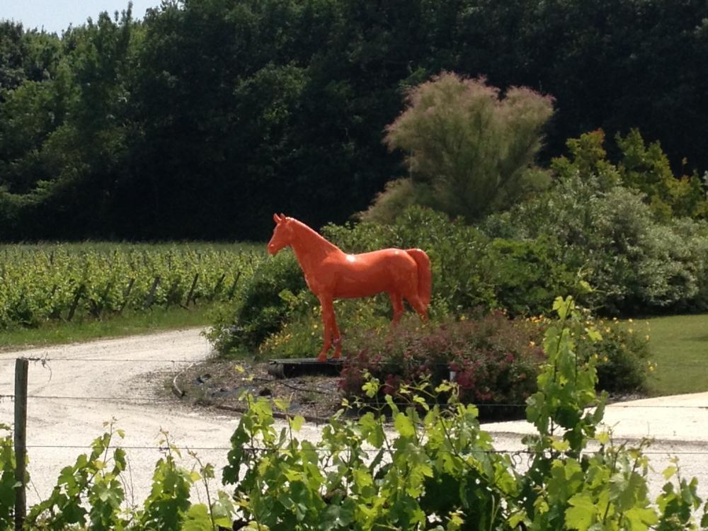 Chateau la mouline vignerons ind pendants - Salon des vignerons independants lille ...