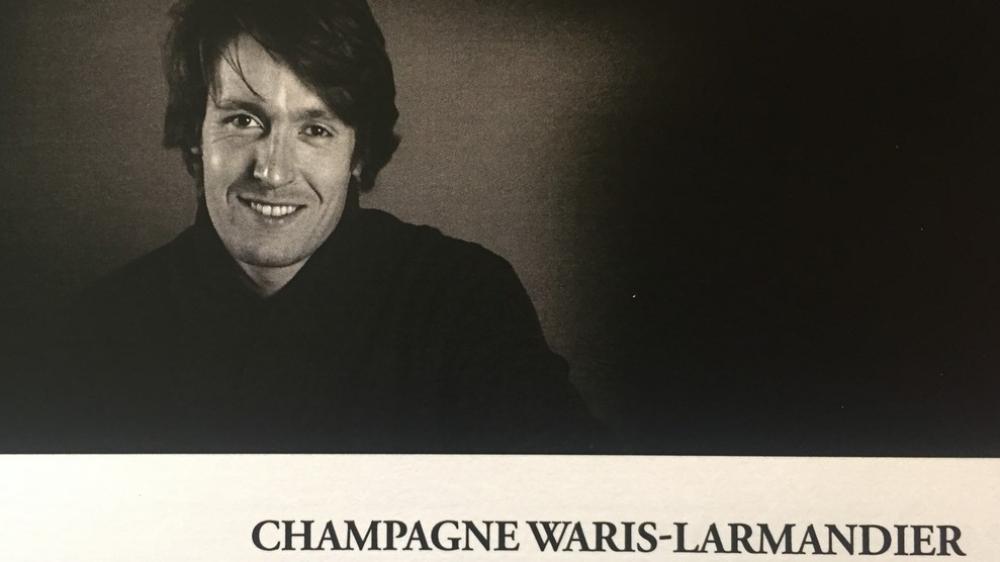 CHAMPAGNE WARIS-LARMANDIER | Vignerons Indépendants