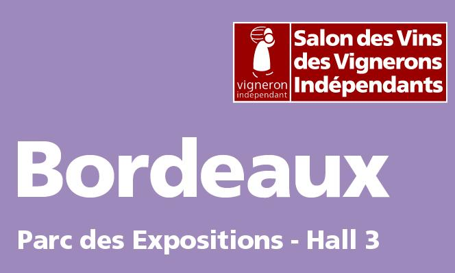 """Résultat de recherche d'images pour """"salon des vins des vignerons indépendants bordeaux 2020"""""""