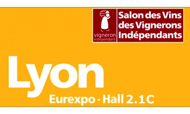 Salon des vins des Vignerons Indépendants 2020 - Lyon Eurexpo
