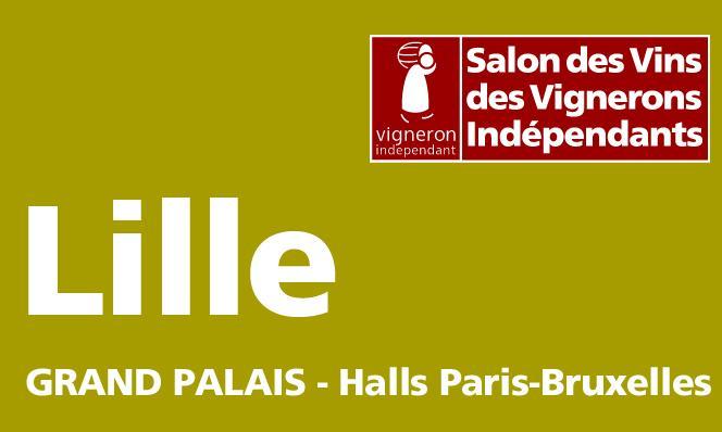 Salon des vins des Vignerons Indépendants 2019 - Lille Grand Palais