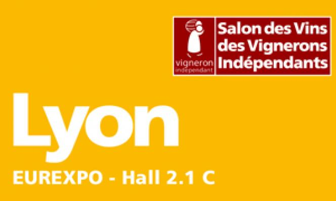 12 me salon des vins des vignerons ind pendants lyon for Salon des vins independants