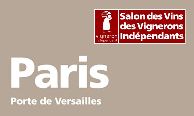 39 me salon des vins des vignerons ind pendants paris for Porte de versailles salon alternance