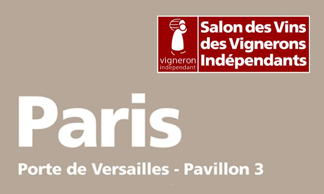 38 me salon des vins des vignerons ind pendants paris for Salon porte de versailles horaires