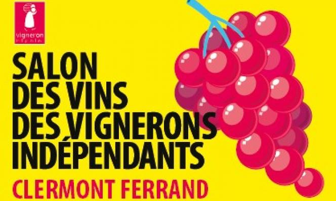 1er salon des vignerons ind pendants clermont ferrand - Invitation salon des vignerons independants ...