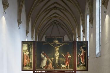 A Colmar,  faire une pause culturelle au nouveau musée Unterlinden